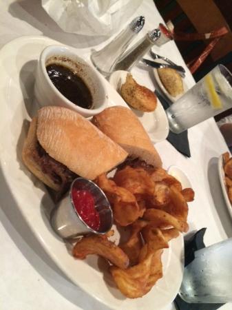 Gilbert & Blake's: French Dip Style Sandwich
