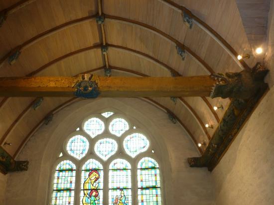 Plomeur, Frankrike: Chapelle de Tréminou