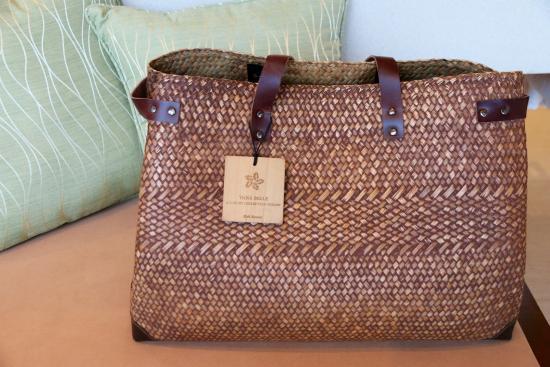 Vana Belle A Luxury Collection Resort Koh Samui Nice Beach Bag