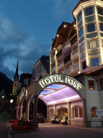 Hotel Post Ischgl: Superb hotel
