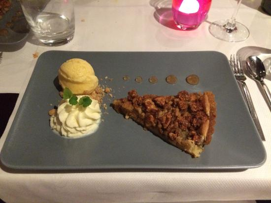 Fashion's Restaurant & Bar: Dutch apple pie