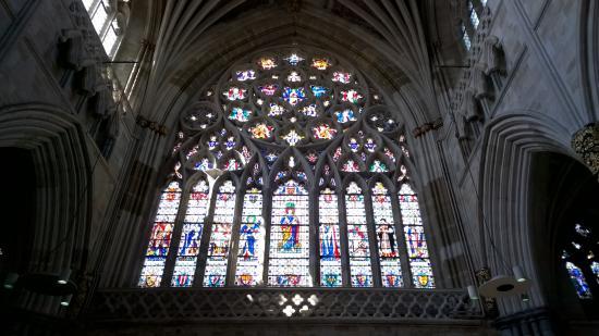 Bilde fra Exeter Cathedral