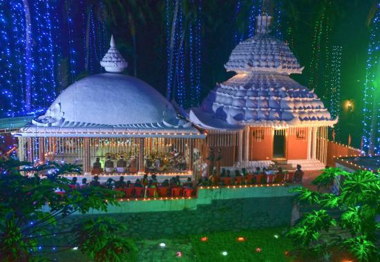 Kanyakumari, India: Ayya Vaikundar Nizhal Thangal, Attoor