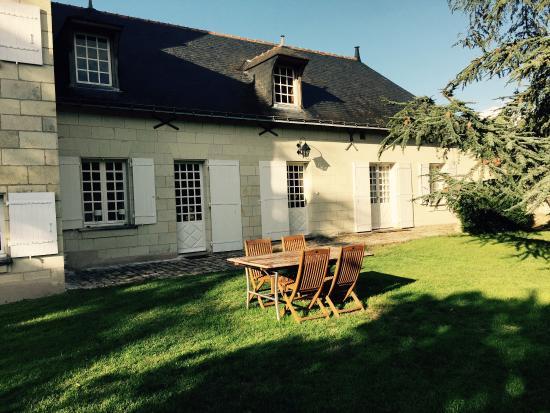 Chateau De La Ronde: Nuestra casa