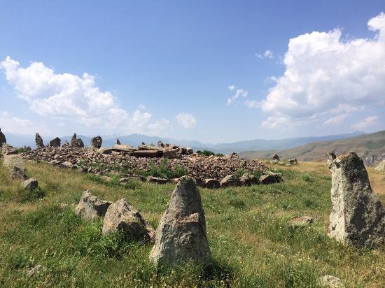 Karahundj (Armenia's Stonehenge)