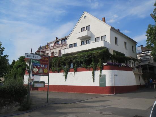 Hotel Restaurant Cafe Rheinecker Hof