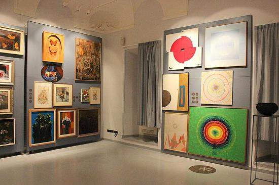 MAM'S - Galleria Civica d'Arte Moderna G.B. Salvi