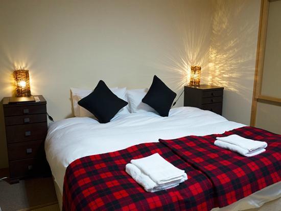 Hakuba Luna Hotel: Family Quad Room