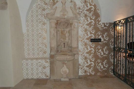 D coration int rieur photo de le couvent des minimes for Interieur d un couvent