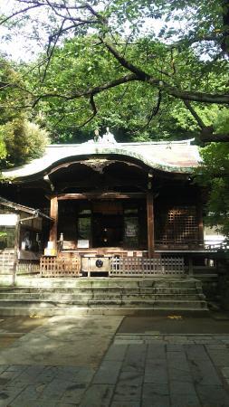 Mita Hachiman Shrine