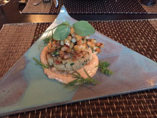 The Pearl Eatery: Fish cake