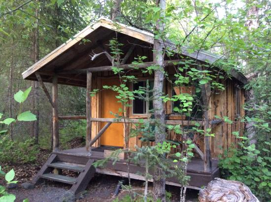 Kenai Riverside Lodge: Our cabin!