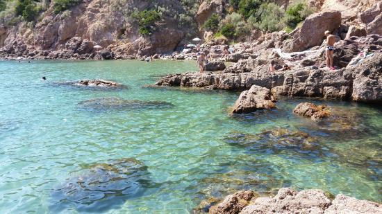 spiaggia Foto di Bagno Rocchette s.a.s, Castiglione
