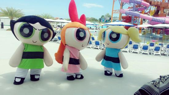 Jomtien Beach, Tailandia: Cartoon Network Amazone