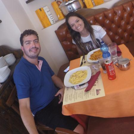 La Biga: Almoço delicioso