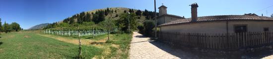 Sala Consilina, Italie : Agriturismo La Fonte