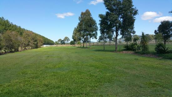 Gympie, Australien: Standown Caravan Park