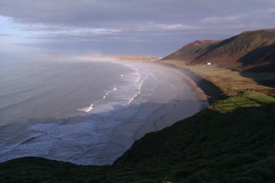 Rhossili Bay