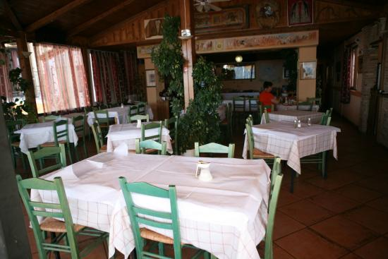 Aeolos Hotel: 식당