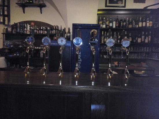 Marino, Italien: Nuove birre!!!