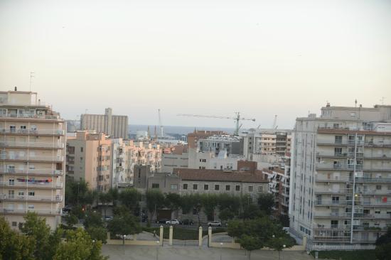 AC Hotel Tarragona: вид из номера 714