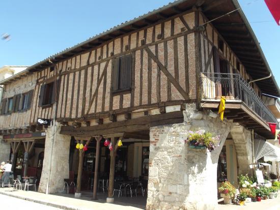 Villereal, France: Une maison