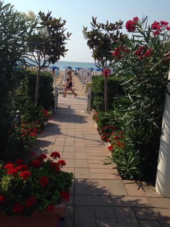 Ruhl Beach Hotel & Suites: Ottimo hotel ,lo consiglio!!! posizione fronte mare  Mezza pensione ,ma dalle 12,00alle13,00 un