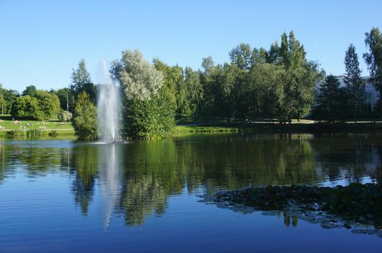 Tampere Sorsapuisto