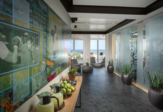 Dan Accadia Hotel Herzliya: Health Club