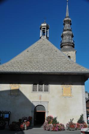 Eglise Saint-Nicolas de Combloux