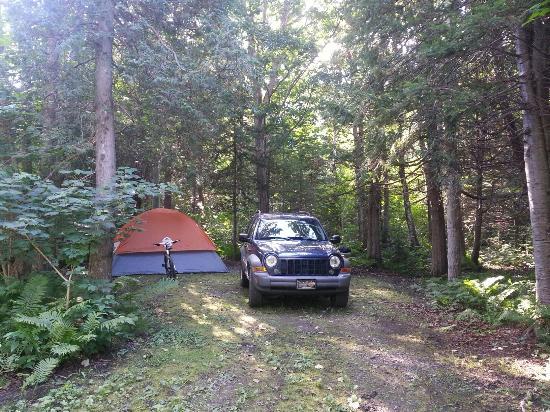 Camping Municipale Mont-Saint-Pierre