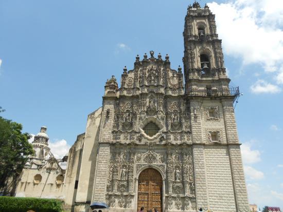 Museo Nacional del Virreinato: Igreja de São Francisxo Xavier