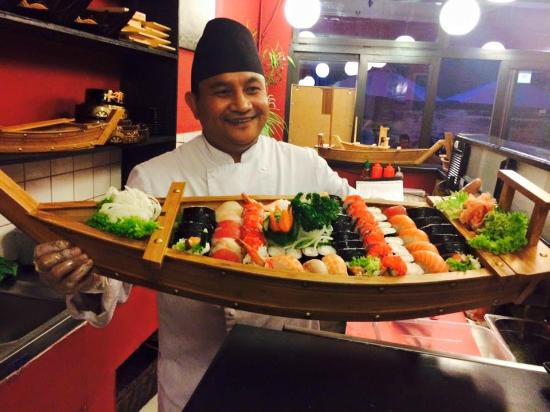 How Many Sushi Restaurants In Vancouver