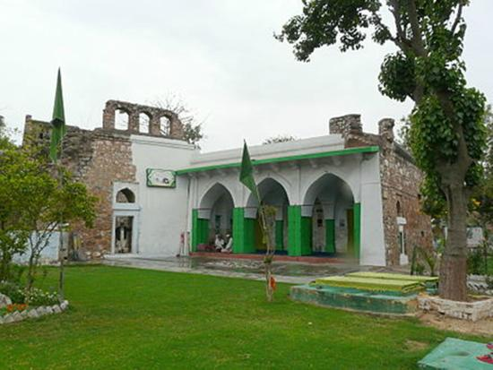 Chilla Nizamuddin Auliya