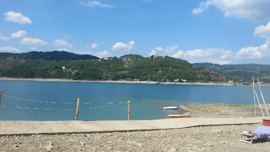Centro Velico UISP - Lago di Suviana