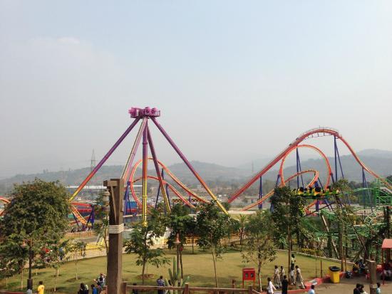 Theme Park Ride Designers Uk