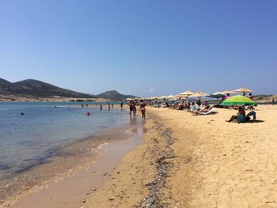 ΚΑΚΟ ΡΕΜΑ!! - Εικόνα του Παραλία Άγιος Γεώργιος, Αντίπαρος - Tripadvisor