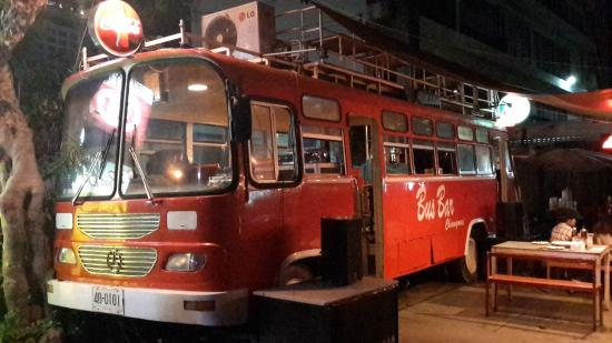 bus bar picture of bus bar chiang mai tripadvisor