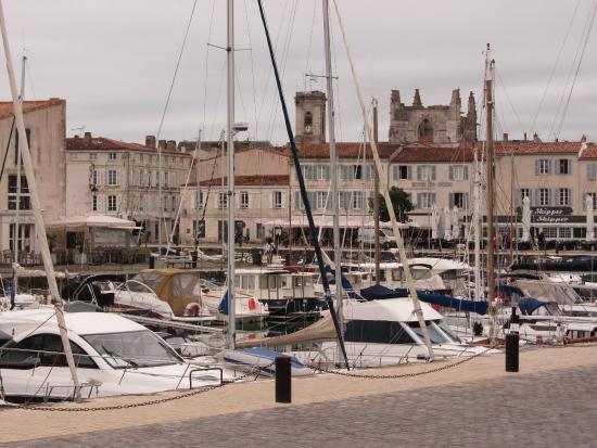 Port de Saint-Martin-de-Ré: Port de St Martin