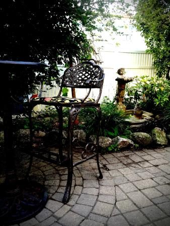 Market Street Inn: Garden