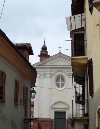 Costigliole d'Asti, Ιταλία: confraternita san gerolamo - museo d'arte sacra