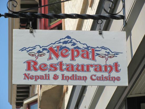 Nepal Restaurant : our favorite restaurant in Grand Junction . . .