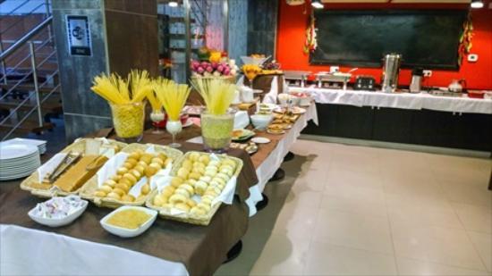 Hotel Britania Miraflores Desayuno Buffet