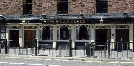 ‪Three Bulls Head‬