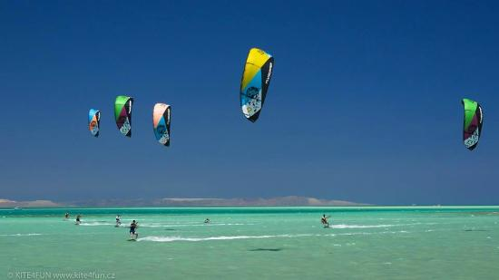 Paradise Kitesurf RedSea - Kite4fun