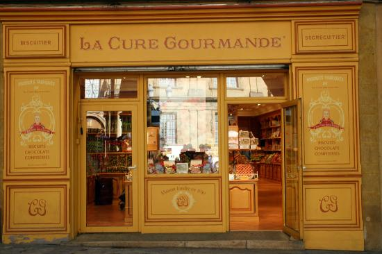 ‪La Cure Gourmande‬