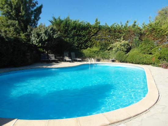 Le Jardin de la Cite : Beautiful Pool Area