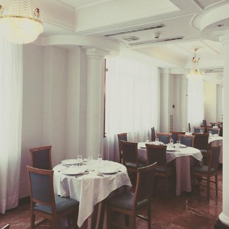 Hotel Dei Platani: ristorante hotel