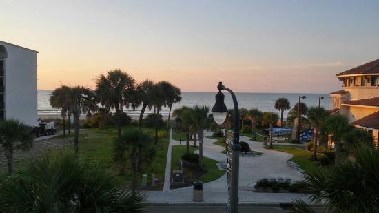 Sea Park Motel The View