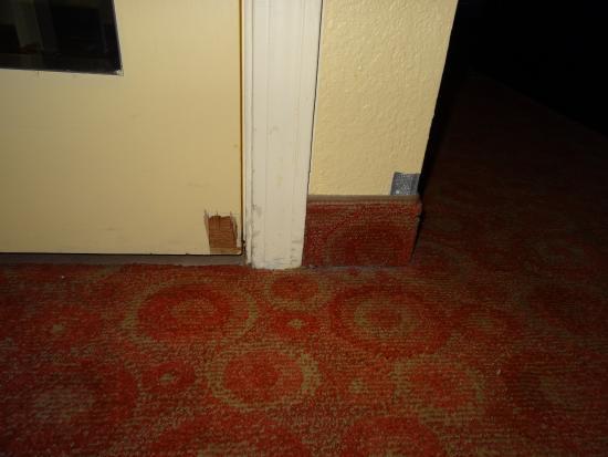 Jamestown, كاليفورنيا: Ein Zimmerteil